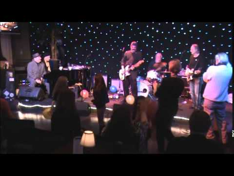 Paul Whistler & The Blueberry Blues Band @ The Benefit For George Meyer @ McLoone
