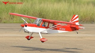 DECATHLON Size.120/20CC GP/EP SCALE 1:4 ¼ ARF PH164 PHOENIXMODEL
