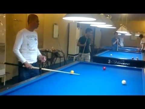 Billiards REX với cơ thủ Dương Anh Vũ