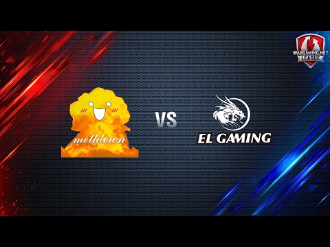 [EN] WGL APAC - EL Gaming vs. Meltdown - Season II 2016-2017, Week 4