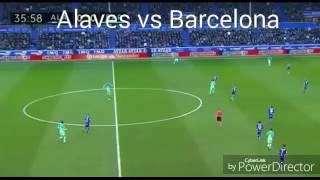 Alaves vs Barcelona 0:6 All Goals and Highlights | Madasha Tv