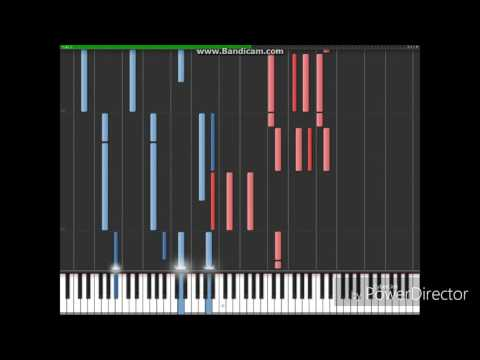 The Neighbourhood - Wires (Piano Masterclass) [Synthesia]