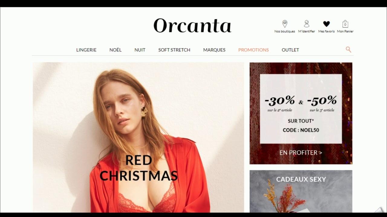 ⇒ Promos Orcanta Code Lingerie 13 Codes Reduction A5RjL34