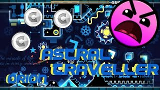 El mejor nivel de la 2.0!! - Astral Traveller by Orion [Geometry Dash 2.0]