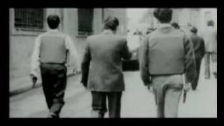 Scena finale del film Paolo Borsellino