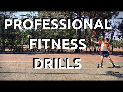 Practice You Footwork Like Professional Tennis Players - 10 Drills | Connecting Tennis