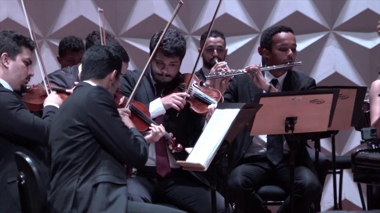 Dimitri Cervo - Abertura Brasil 2012 - Academia Jovem Concertante