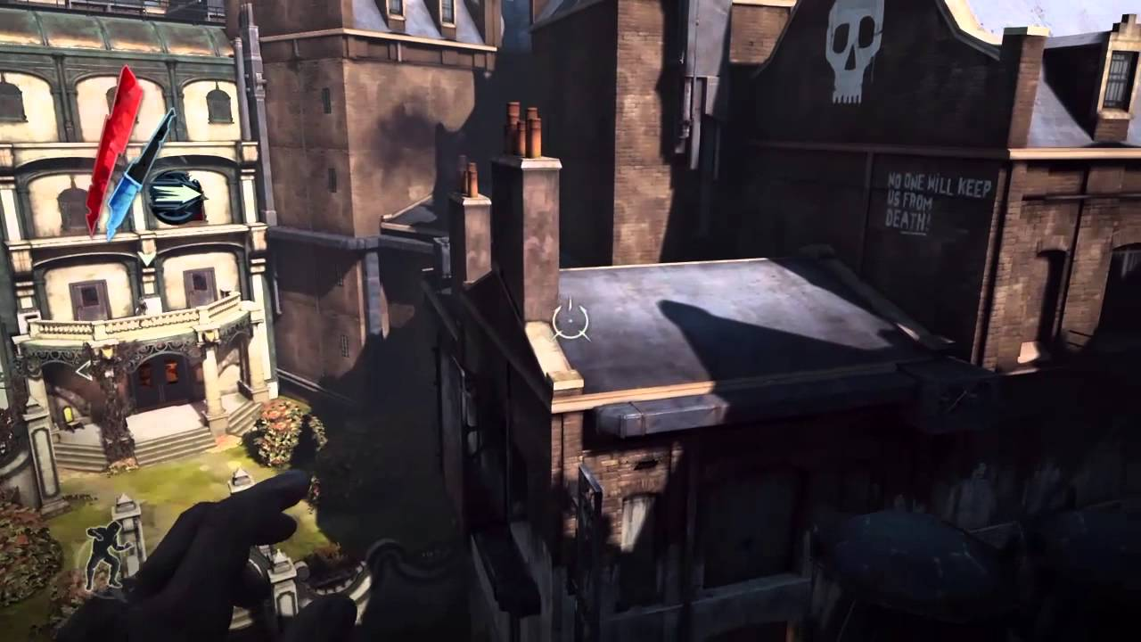 Dishonored Golden Cat How To Get In