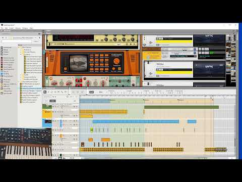 Producing Tech-House in Reason 11