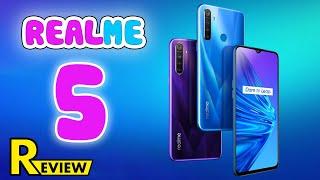 Đánh giá nhanh Realme 5 - Tham vọng thống trị phân khúc cận trung của Realme
