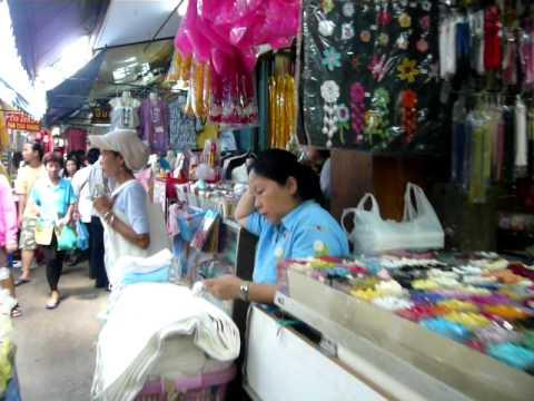 """Little India"" Market - Bangkok"