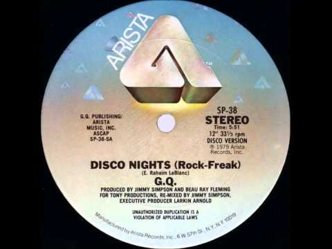 GQ - Disco Nights (Dj
