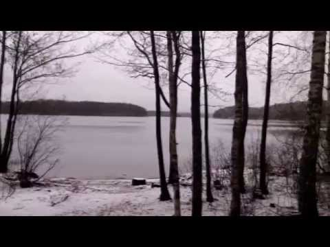 Поездка на озеро Михалевское в Лен.Обл. В С-Пб