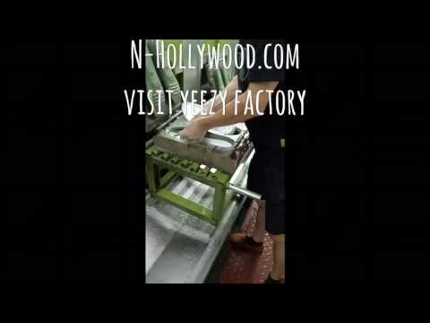 72967f574efcc N-hollywood.com visit yeezy factory - YouTube
