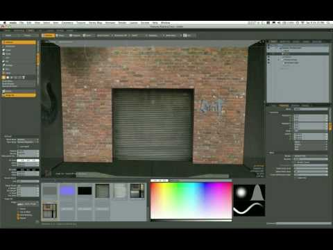 modo Texture Creation - Part 2