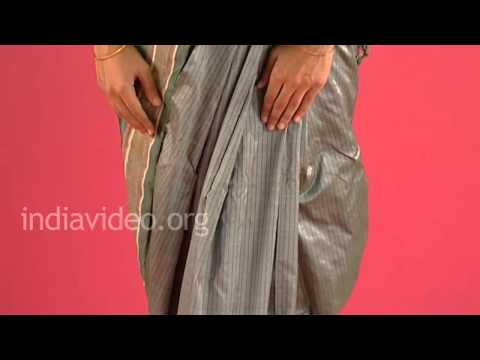 Banaras silk saree of India
