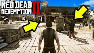 RED DEAD ONLINE LEAKS, RDR2 CROSS PLAY, MICROTRANSACTIONS & RELEASE DATE!