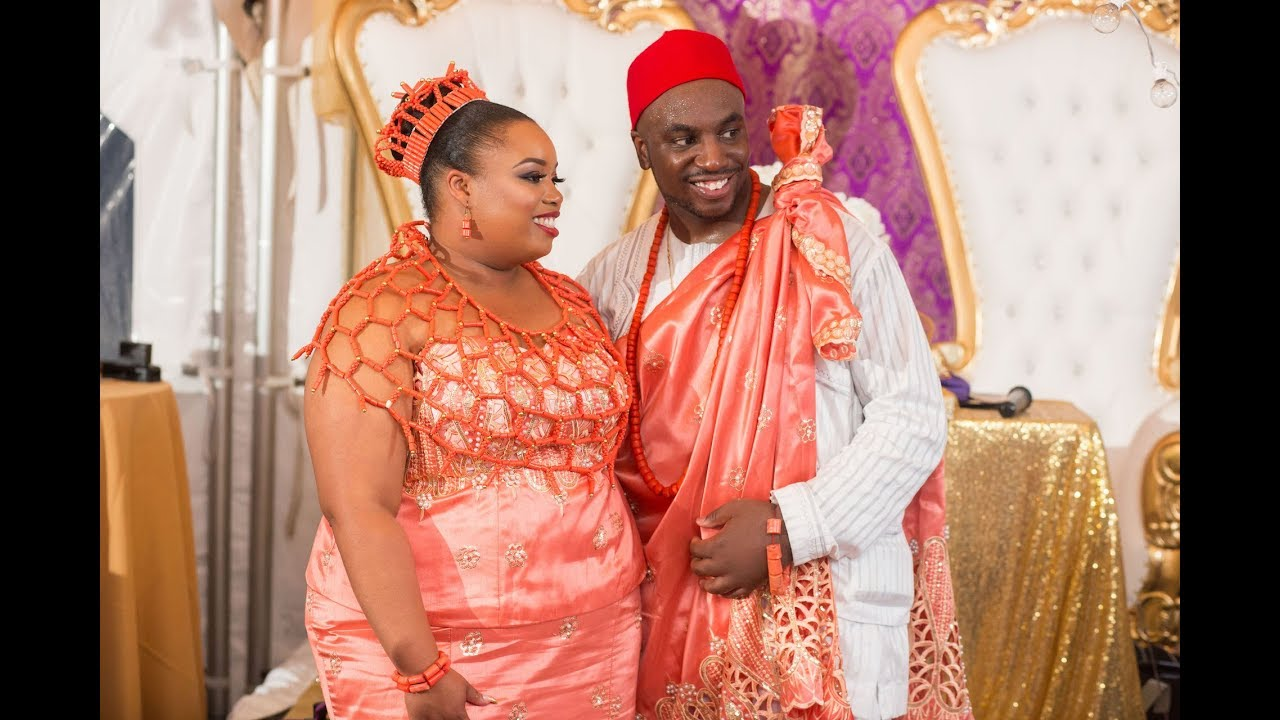Traditional Wedding Ceremony.Melanie And Isabor S Traditional Nigerian Wedding Ceremony