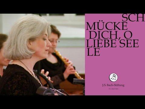 J.S. Bach - Cantata BWV 180 Schmücke dich, o liebe Seele | 5 Aria (J. S. Bach Foundation)
