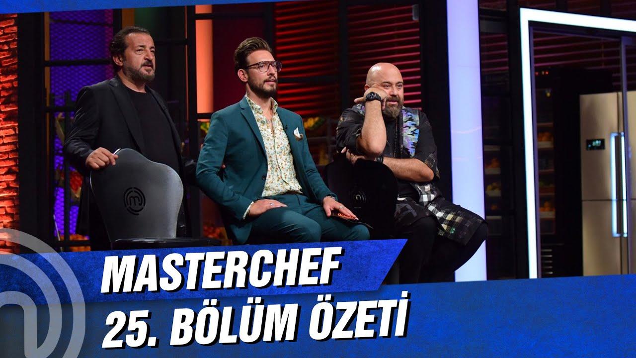 MasterChef Türkiye 25. Bölüm Özeti | SON DÜELLO!