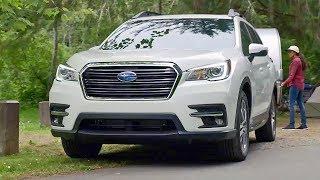 2019 Subaru Ascent – The Biggest Subaru Ever Built