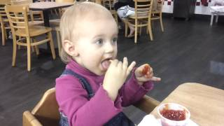 Learning To Dip French Fries In Ketchup