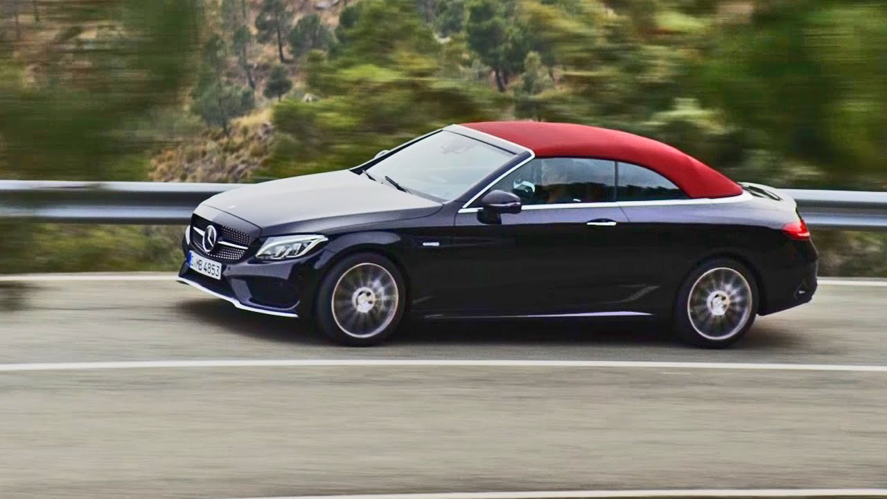 C63 Amg Coupe 2018 >> 2016 Mercedes-AMG C43 AMG Convertible - YouTube