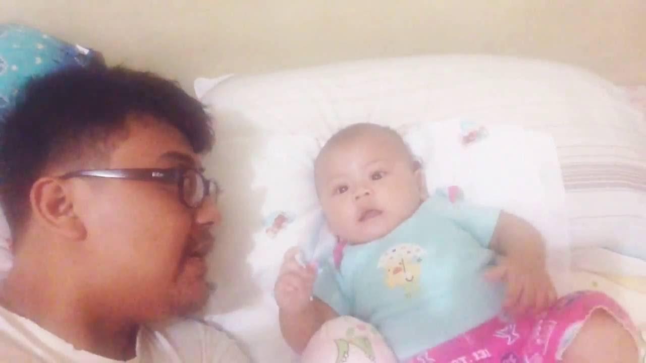 Subhanallah Bayi 4 Bulan Bisa Bicara Youtube