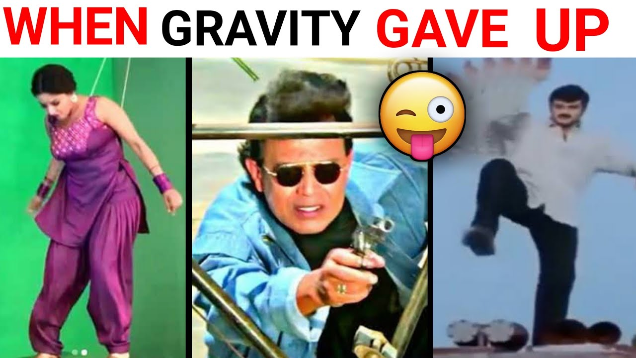 When Gravity Gave Up_Be a Pakistani.