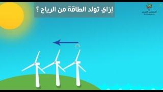 مصادر الطاقة المتجددة | الحركة ضغرى بس مش على طول