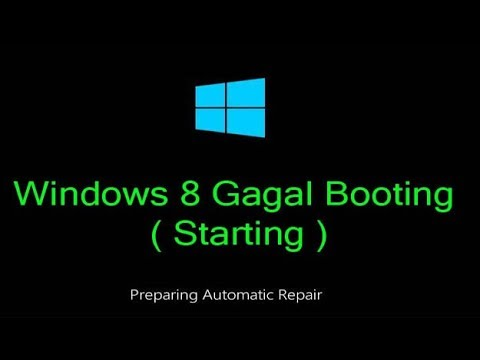 Mengatasi Windows 8, 10 Gagal Botting || Tidak Masuk Windows,