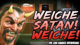 """""""Weiche, Satan! Weiche!"""" - Die Jimi Kannix Erfahrung"""