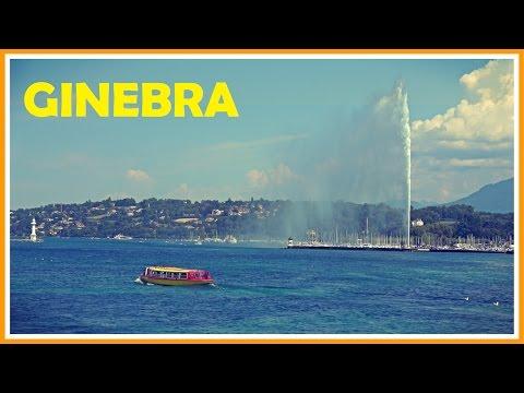 Top 10 Ginebra/Genève: la capital de Europa y la ONU | SUIZA 1# Switzerland | Suisse
