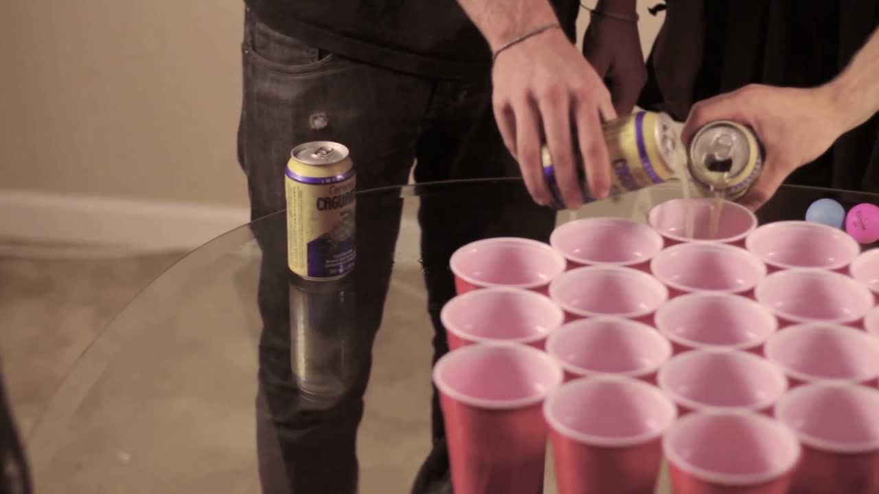 Drinking Games That'll Make Your Party the Party of the