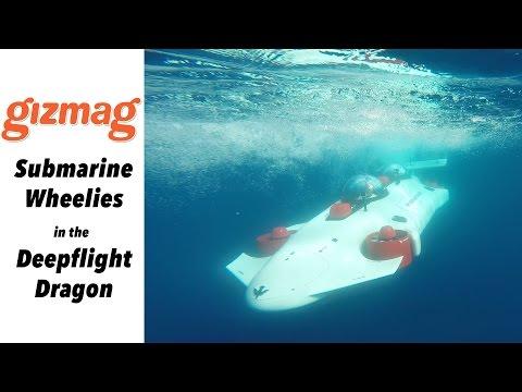 Review: Deepflight Dragon - submarine meets quadcopter