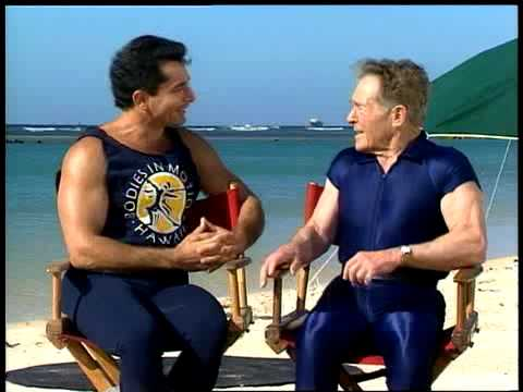 Gilad and Jack LaLanne - Chat 1