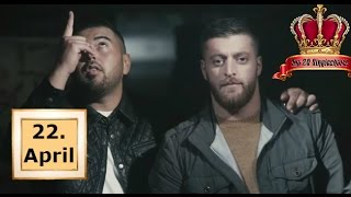 TOP 20 Deutschrap Single Charts   22. April