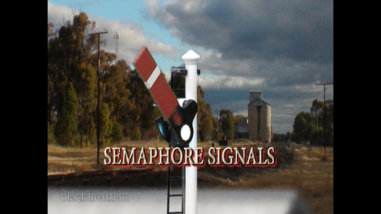 Ac Home Wiring Diagram Model Railway Dapol Working Semaphore Signals Lms 00