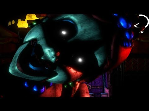 KEEP THIS ANIMATRONIC HAPPY OR SHE WILL ATTACK! | FNAF The Twisted Carnival NEW NIGHT