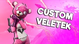 FORTNITE CUSTOM GAME TODAY WHO WILL WIN?? SOON SKIN GIFTELING