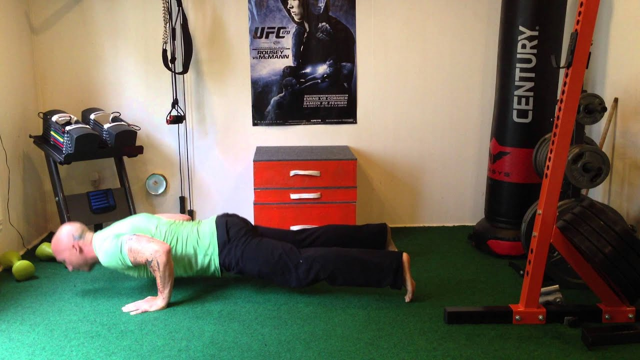 Seers training dive bomber push up youtube - Dive bomber push up ...
