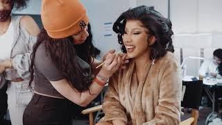Cardi B Up Behind The Scenes Part 1
