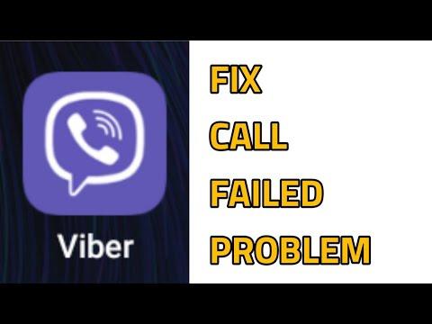 How to Fix Viber Call Failed Problem