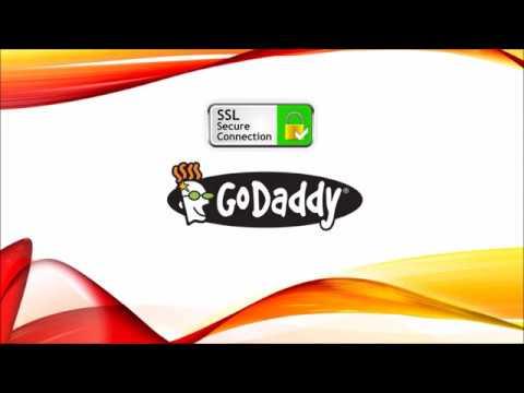 Free SSL Certificate for Godaddy 2018 - YouTube