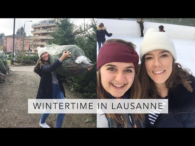 The Best Wintertime Activities in Lausanne | Sofia Clara