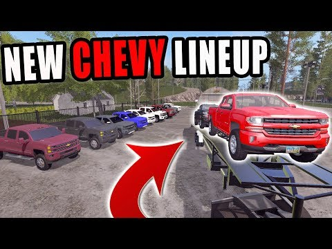 WILL CHEVY OUT SELL DODGE? | SPENCER TV DEALERSHIP | FARMING SIMULATOR 2017 thumbnail