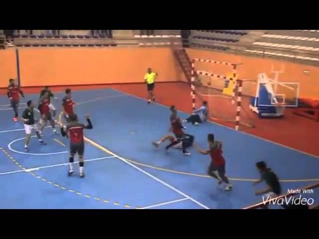Hilal nador handball soufiane Tayebi