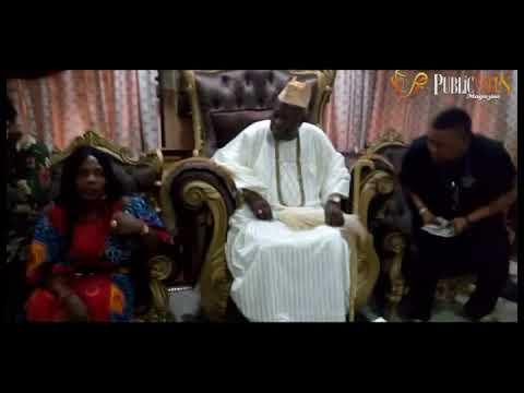 Adron Visit to Oluibadan Full Video