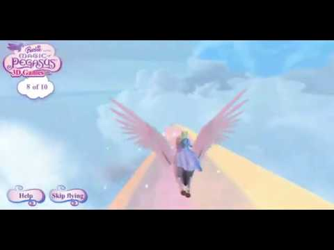 Barbie And The Magic Of Pegasus 3D Games
