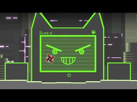 ''Boss 3 Electro'' 100% (Demon) By Xender Game | Geometry Dash [2.11]